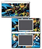 Teenage Mutant Ninja Turtles TMNT Leonardo Leo Shredder Cartoon Movie Video Game Vinyl Decal Skin Sticker Cover for Nintendo DS Lite System