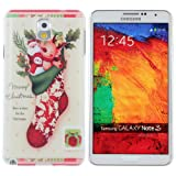 Christmas Stocking Protective Case for Samsung Galaxy Note 3.