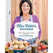 Miss Vickie's Kitchen by Vickie Kerr (27-Nov-2014) Hardcover
