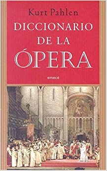 Diccionario de La Opera
