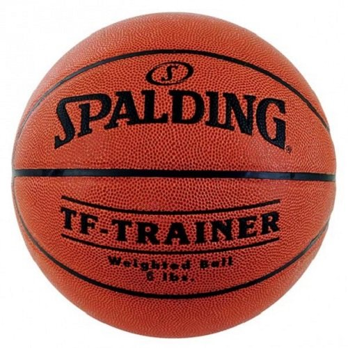 Spalding TF-Trainer Weighted Men's Basketball, 6 lbs, 29.5