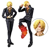 One Piece Sanji Variable Action Heroes Action Figure