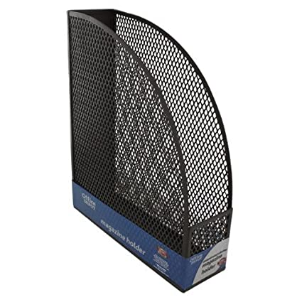 Office Depot Stamped Metal Collection Magazine Holder 4040 Stunning Office Depot Magazine Holder