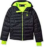 Spyder Boys' Big Upside Down Jacket