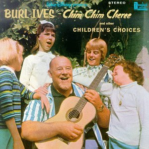 Burl Ives - Chim Chim Cheree & Other Children