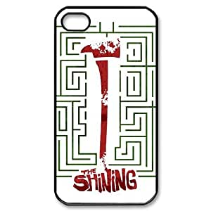 ANCASE Custom Color Printing The Shining 2 Phone Case For Iphone 4/4s [Pattern-6]