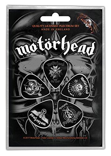 motorhead guitar pick - 3
