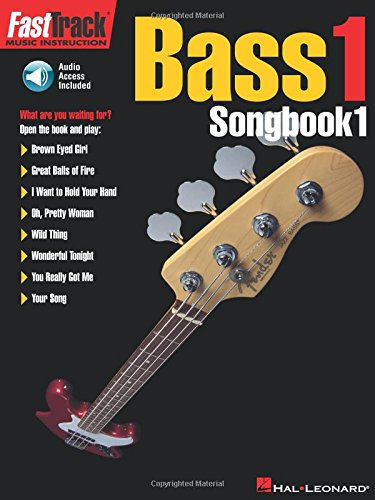 ook 1 - Level 1 Bk/online audio (Bass 1 Songbook)