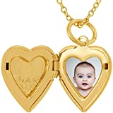 Lifetime Jewelry Tiny Heart Locket Necklace That