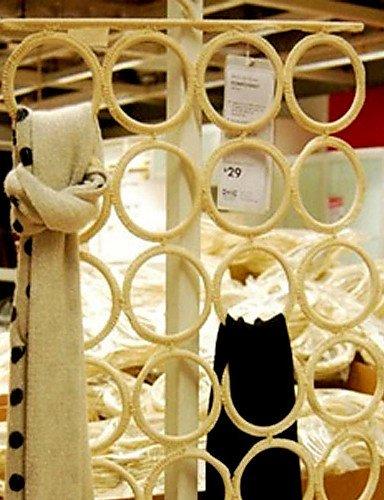 AIU cinturones blancas multiusos Armario organizador ...