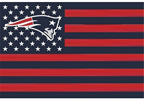 new england patriots 3x5ft Stars and Stripes Flag patriots -Nation
