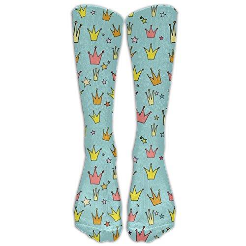 - Hot Crown Princess Compression Socks For Women And Men - Best Medical, Nursing, Travel & Flight Socks
