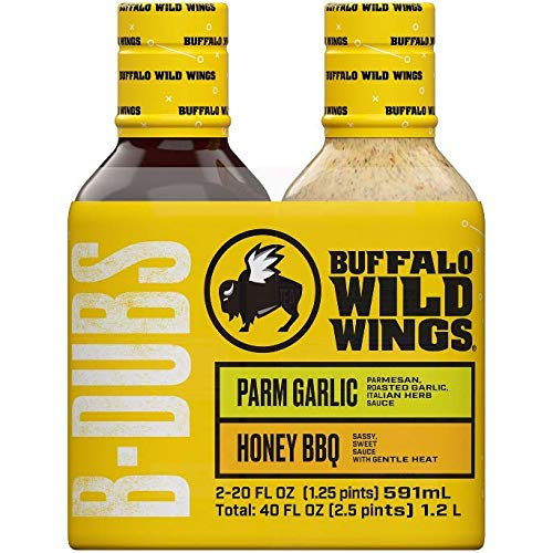Buffalo Wild Wings Sauce (20 oz, 2 pk.)