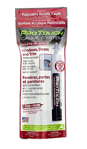 ProTouch 9032 Paintable Acrylic Caulk Windows, Doors & Trim