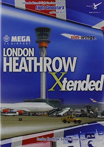 London Heathrow Airport - Mega Airport London-Heathrow - Windows