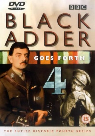 Picture of BBCDVD 1069 Black adder goes fourth by artist Richard Curtis / Ben Elton from the BBC dvds - Records and Tapes library