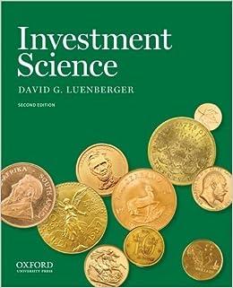 Investment science luenberger kindle opinioni etoro forex