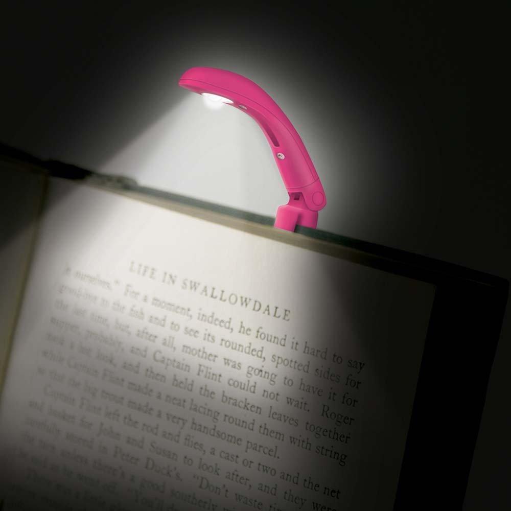 Mini Linterna De Lectura That Company Called If The Really Tiny Book Light