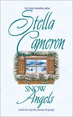 book cover of Snow Angels