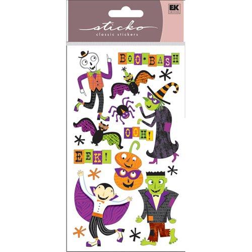 Price comparison product image Sticko Classic Stickers Boo Bash