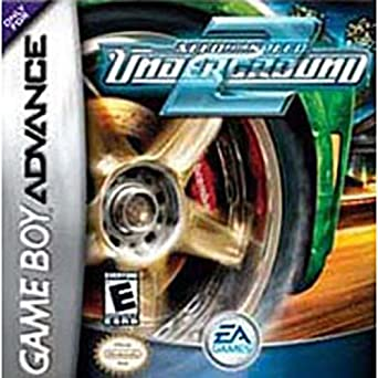 Need For Speed Underground 2 (GBA): Amazon co uk: PC & Video Games