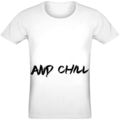 23b8fc76 and Chill T-Shirt for Men & Women - 100% Soft Polyester - All-Over ...