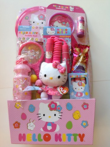 Hello-Kitty-Easter-Basket