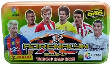 TIN BOX ADRENALYN XL 2016-17: Amazon.es: Juguetes y juegos