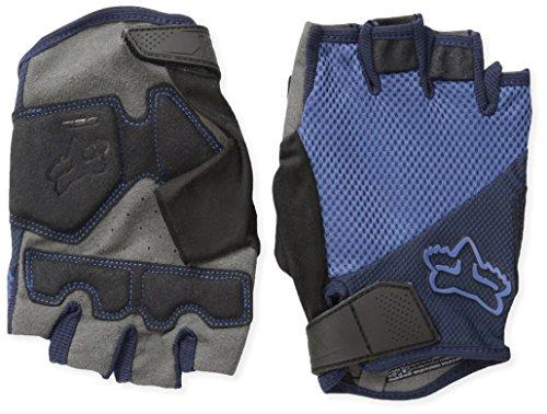 Fox Men's Reflex Gel Shorts Gloves, Blue, Medium ()