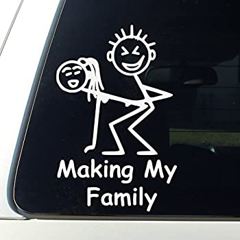 Amazon.com: Making My Family Funny Stick Figure Family