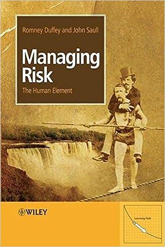 Téléchargements ebooks gratuits pour mp3 Managing Risk: The Human Element (French Edition) PDF 0470699760