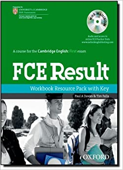 Book FCE Result Workbook Resource Pack with Key (Result Super-Series) by Paul A. Davies (2008-11-24)