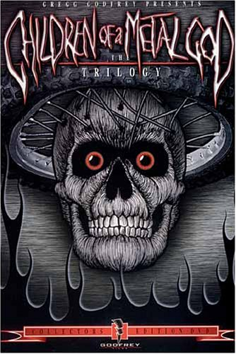 Children Of A Metal God   The Trilogy