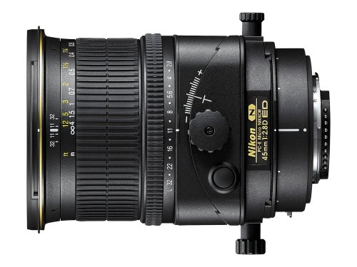 Used, Nikon PC-E FX Micro NIKKOR 45mm f/2.8D ED Fixed Zoom for sale  Delivered anywhere in USA