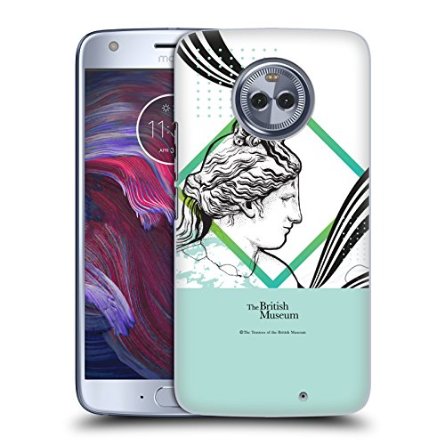 Official British Museum Sculpture Greece Hard Back Case for Motorola Moto - Greece Official