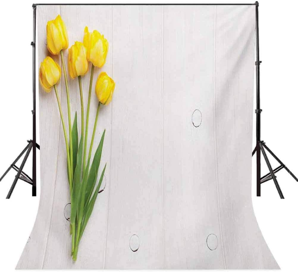 Chocolate 8x10 FT Photo Backdrops,Brown Toned Ancestral Batik Pattern with Floral Indonesian Motifs Background for Kid Baby Boy Girl Artistic Portrait Photo Shoot Studio Props Video Drape Vinyl