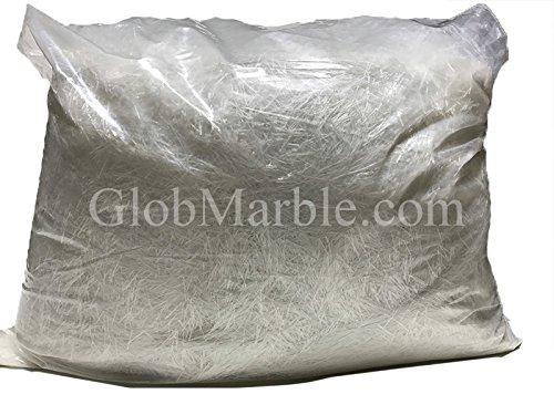 AR-Glas Faser gfrc gehackte Str/ähnen 13 mm Fasern f/ür Beton Zement 2 kilo