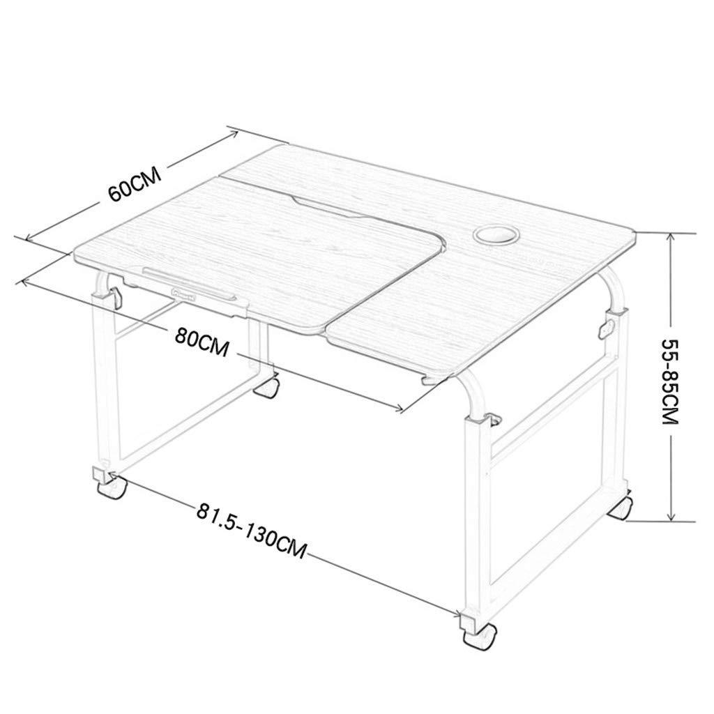 NewbieBoom®-Lapdesks Mesa Plegable para computadora portátil ...