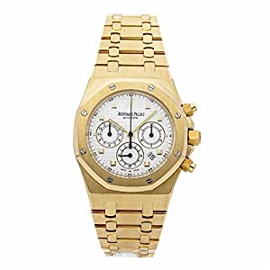 Audemars Piguet Royal Oak Automatic-self-Wind Male Watch 25960BA.OO.1185BA.01 (Certified Pre-Owned)