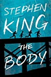 Book cover from The Body by Stephen King