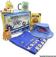 The Bikini Bottom Box - Officially Licensed Spongebob Squarepants Subscription Box
