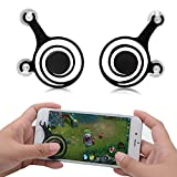 SMAZ LIFE Game Controller for iPad Joystick Touch Screen Joypad Tablet Funny Game Controller 2 pcs pack
