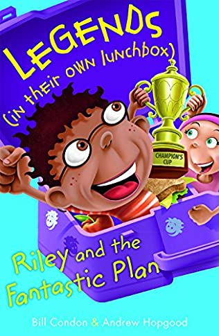 book cover of Riley and the Fantastic Plan