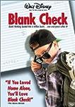 Blank Check (Bilingual)