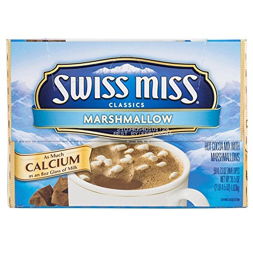 Swiss Miss Marshmallow Cocoa Ounce product image
