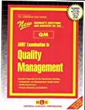 ARRT Examination in Quality Management, Passbooks, 0837358248