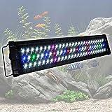 24-30 Inch 78 LED Aquarium Lighting Fish Tank Light Fixture by AV Prime Inc.