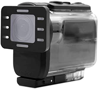 Estuche para cámara con Lente UV Filtro de cámara de acción portátil MRC Estuche para Carcasa de Buceo con Lente UV para Sony HDR-AS300 HDR-AS300 HDR-AS50: Amazon.es: Electrónica