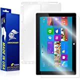 ArmorSuit MilitaryShield - Microsoft Surface Windows RT Screen Protector Shield + Full Body Skin Protector & Lifetime Replacements
