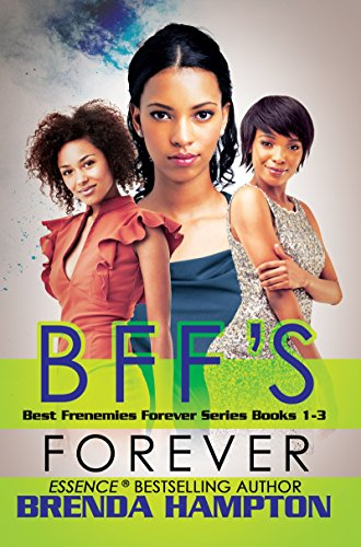BFF's Forever: Best Frenemies Forever Series, Books 1-3